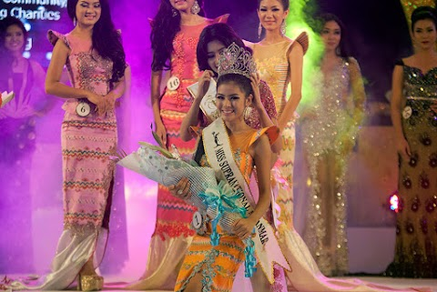 Miss Supranational Myanmar 2015
