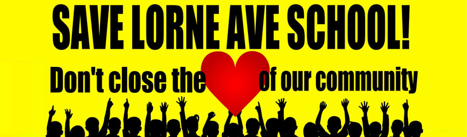 Save Lorne Ave.