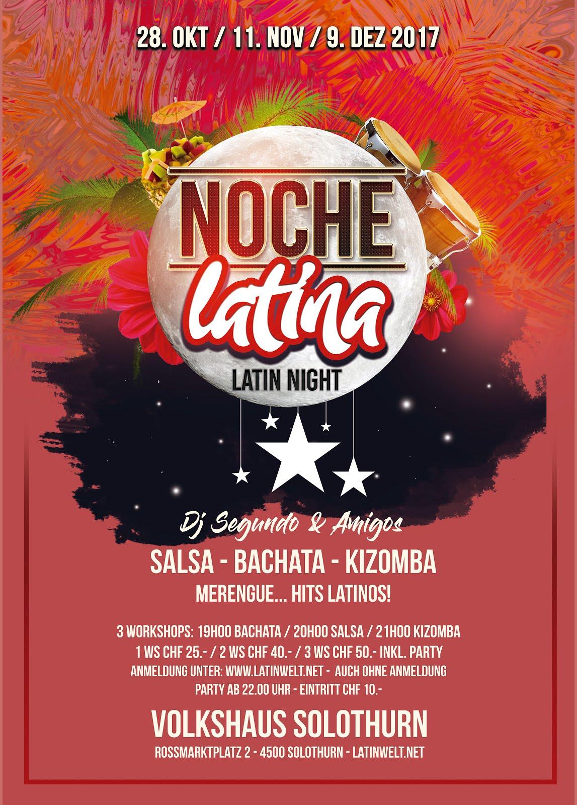 Noche Latina - Solothurn