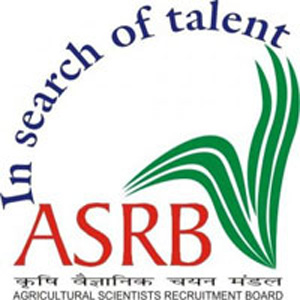 ASRB Agricultural Research Service (ARS) Examination