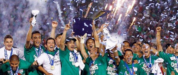 méxico campeon copa or 2011