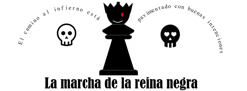 La marcha de la reina