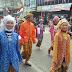 400 Lebih Siswa MTs Ikuti Karnaval HUT RI Ke-70