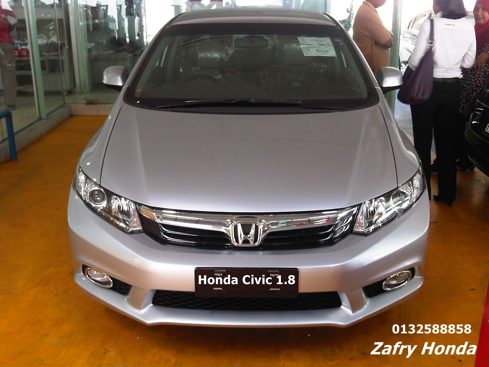 honda all brand honda civic 1 8 i vtec baru booking sekarang. Black Bedroom Furniture Sets. Home Design Ideas
