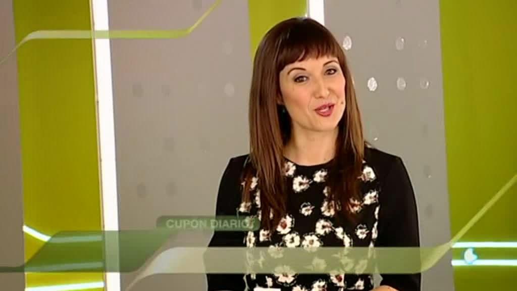 El Ba�l de las Famosas: Laura Ferrer ''sorteos ONCE''