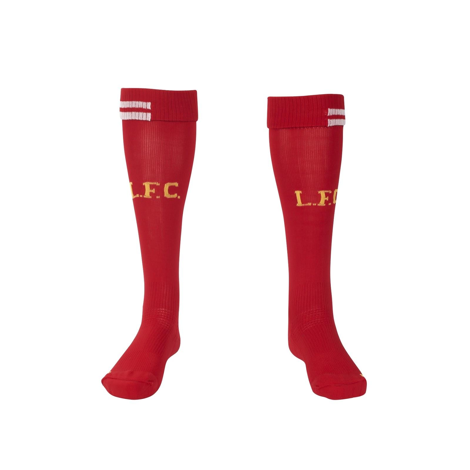 Liverpool Kit History 14