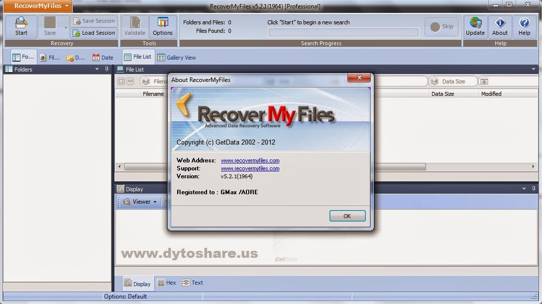 recover my files crack keygen search