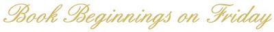 BBF (Book Beginnings on Friday) con Hermana de Rosamund Lupton