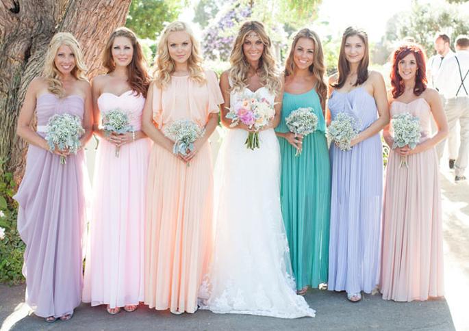 Платье для свидетельнице на свадьбе