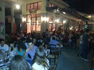 Κρασάδικα Μπιτ μπαζάρ κέντρο Θεσσαλονίκη