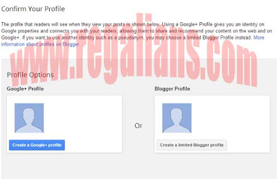 buat google plus profil