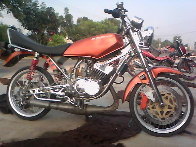 style style modifikasi yang biasa diterapkan pada modifikasi motor