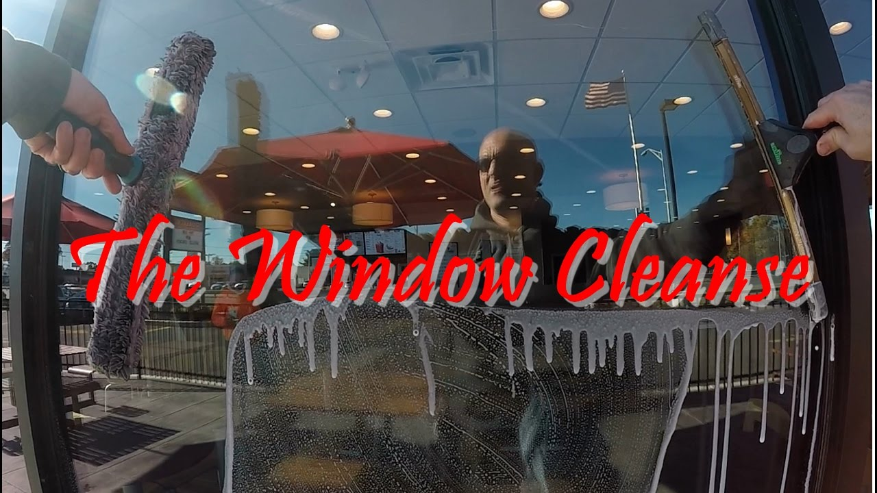 The Window Cleanse Youtube Channel