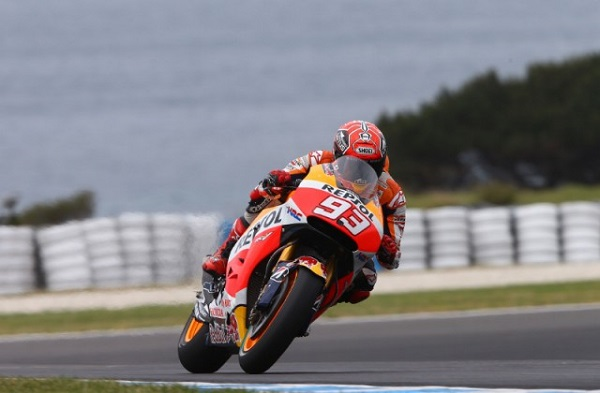Lorenzo and Marquez Mutual Adu Fastest in FP1 & 2