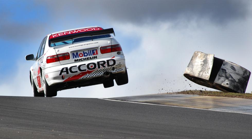 BTCC Honda Accord , japoński samochód, sportowy, wyścigi, racing, tor wyścigowy, racetrack, motoryzacja, auto, JDM, tuning, zdjęcia, pasja, adrenalina, kultowe, 自動車競技, スポーツカー, チューニングカー, 日本車