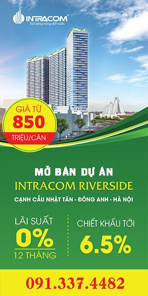 Dự án Intracom Riverside