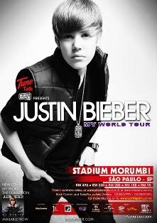 Show Justin Bieber - Live in São Paulo 2011