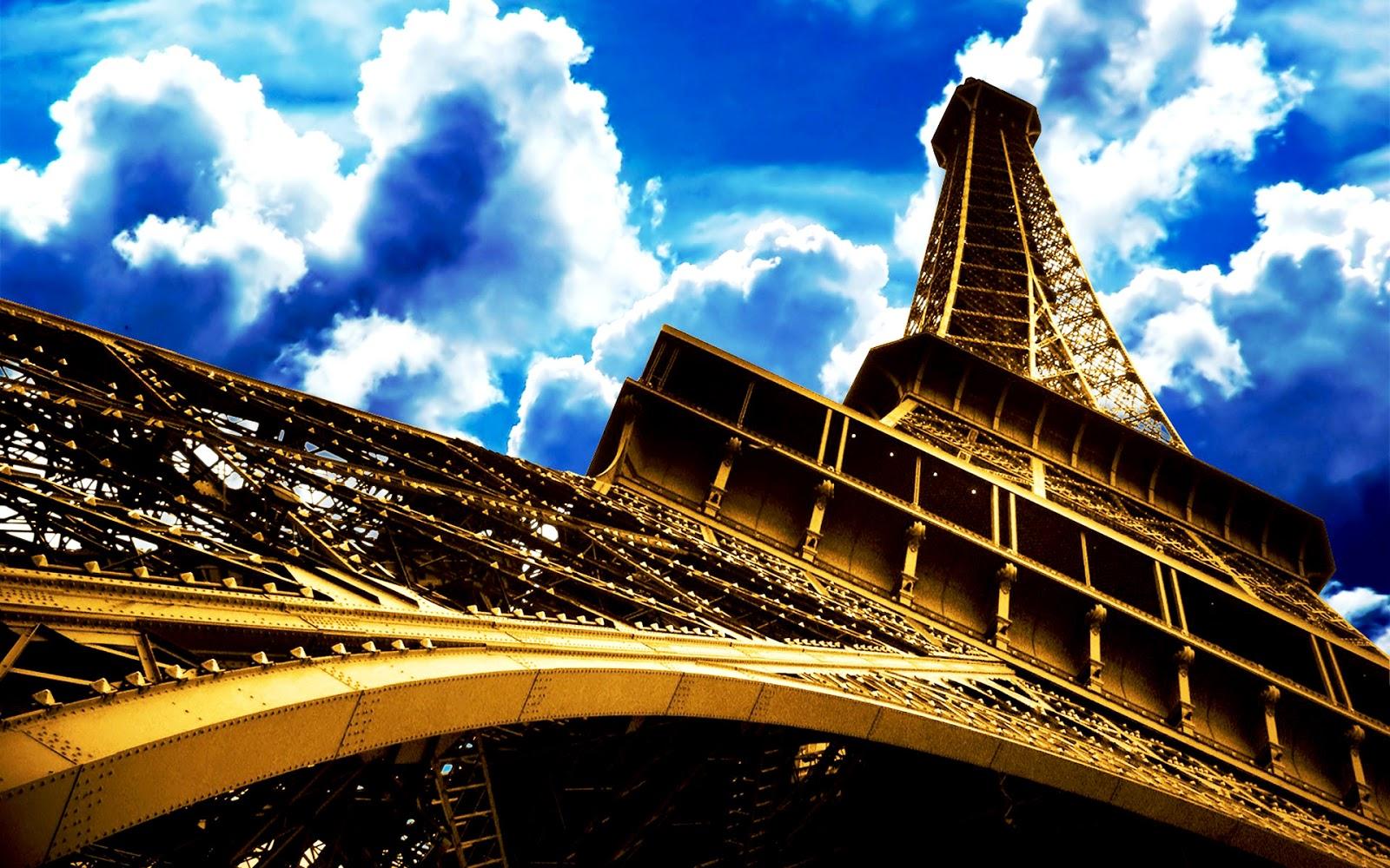 Eiffel Tower HD Desktop Wallpapers  HD Wallpapers ...