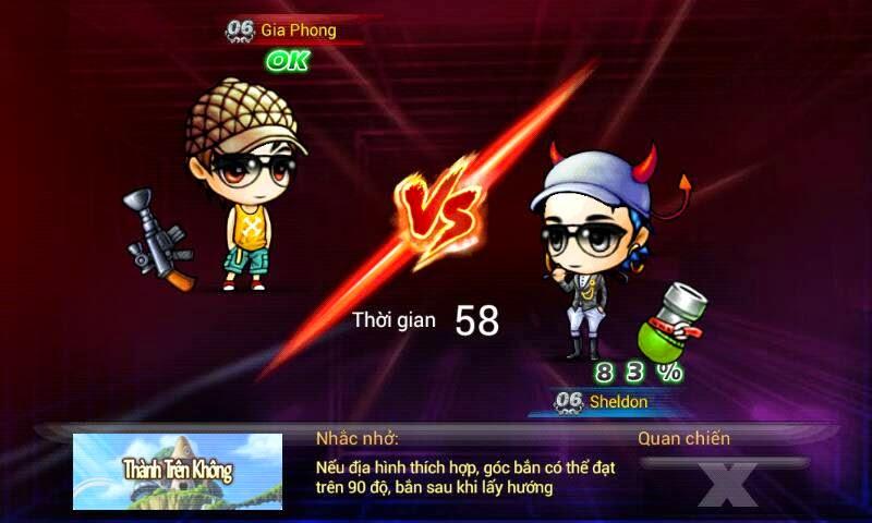 Gunny Mobi, tai game Gunny Mobi cho Android