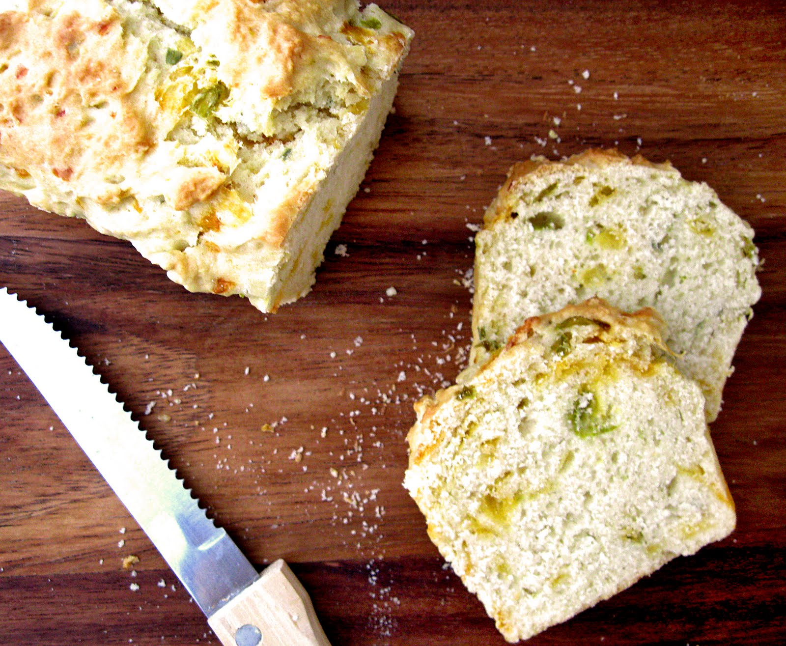Cheddar And Chiles Bread Recipes — Dishmaps