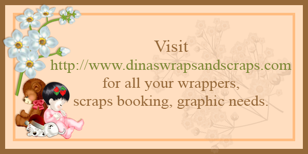 Dina's Wraps and Scraps