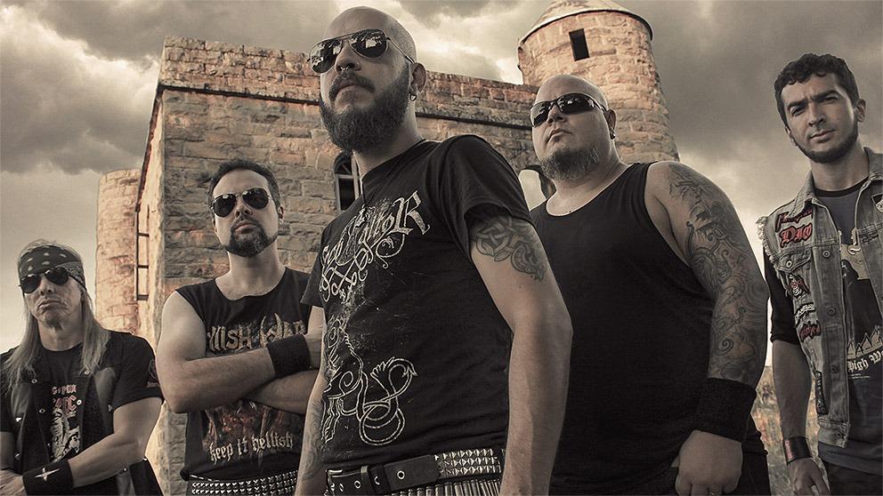 Hellish War: Simplesmente Heavy Metal!