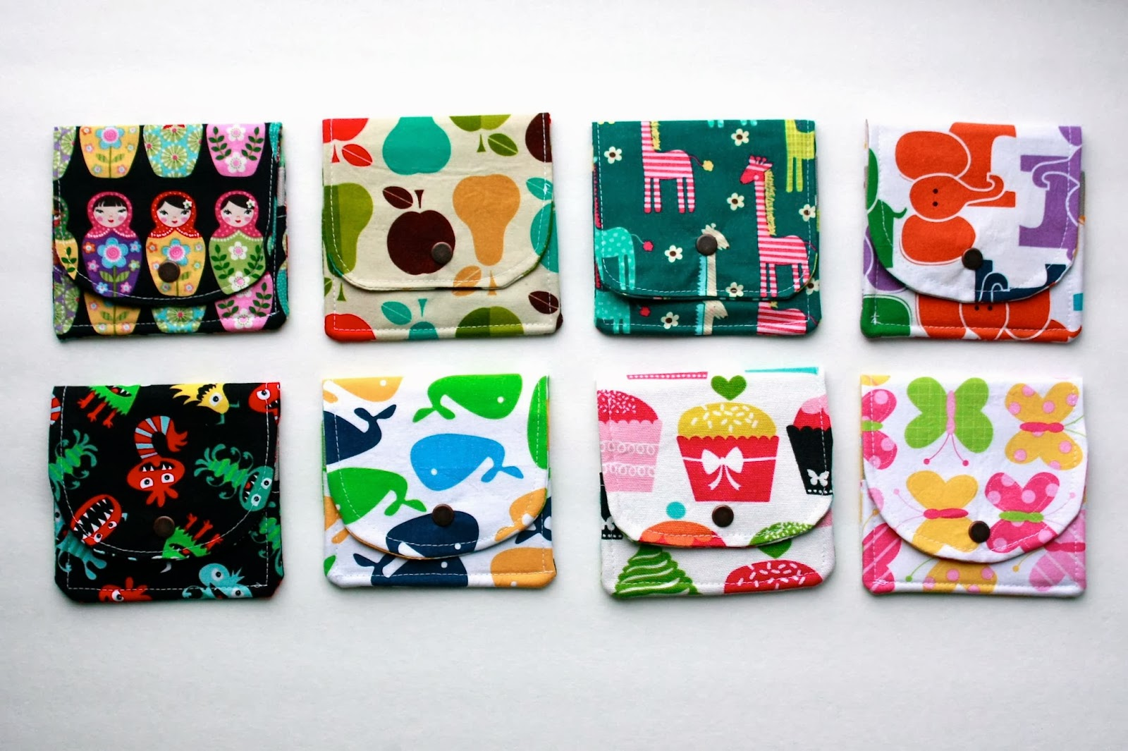 Zaaberry in a snap kids wallet tutorial jeuxipadfo Image collections