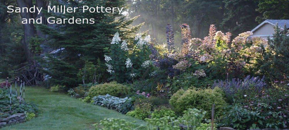 Sandy Miller Pottery & Garden