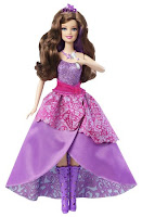 Barbie The Princess & the Popstar  2-in-1 Transforming Keira Doll