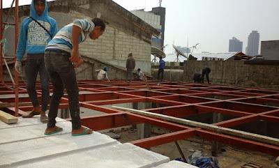 Besi Untuk Panel Lantai