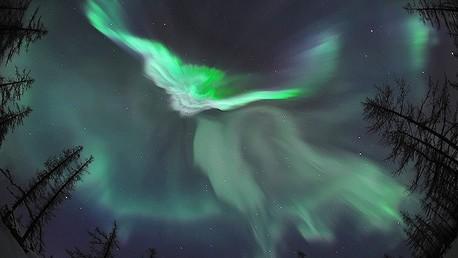 El secreto de la aurora boreal