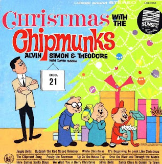 The Chipmunks - Christmas With the Chipmunks (1961)