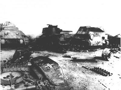 Perang Prusia - 22 Jun 1944 untuk 16 Agustus 1944