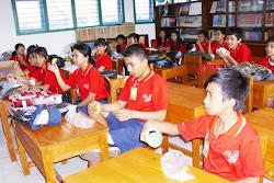 OSIS SMP PASUNDAN 2 BANDUNG THN.2010