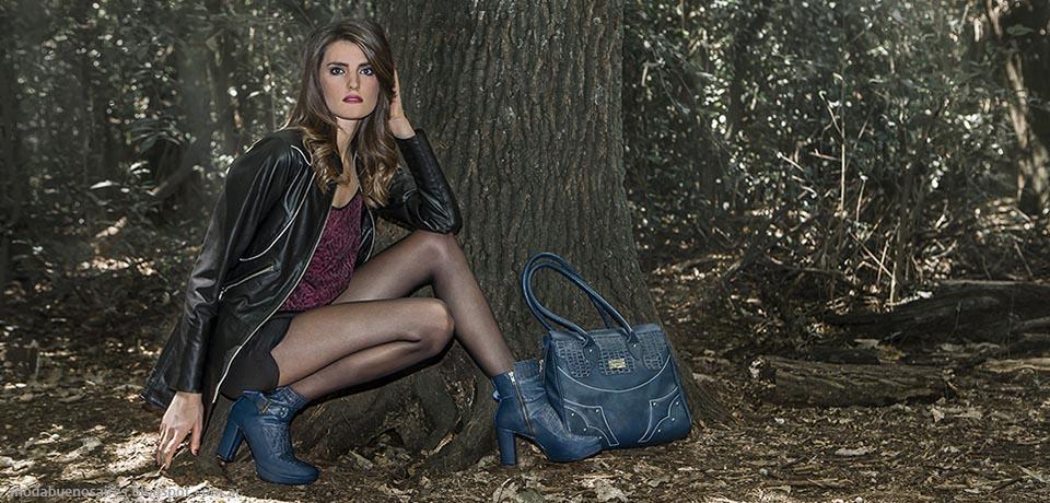 Moda invierno 2015: Carteras, camperas y botas Corium otoño invierno 2015.