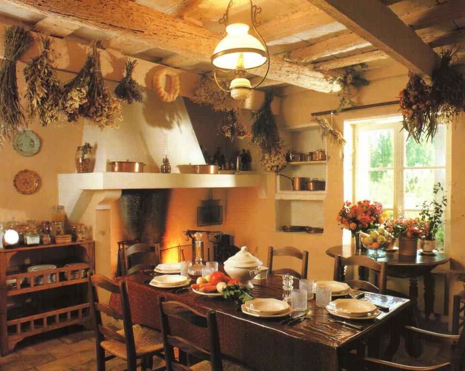 La casa di rory cucine ne vogliamo parlare - Foto cucina rustica ...