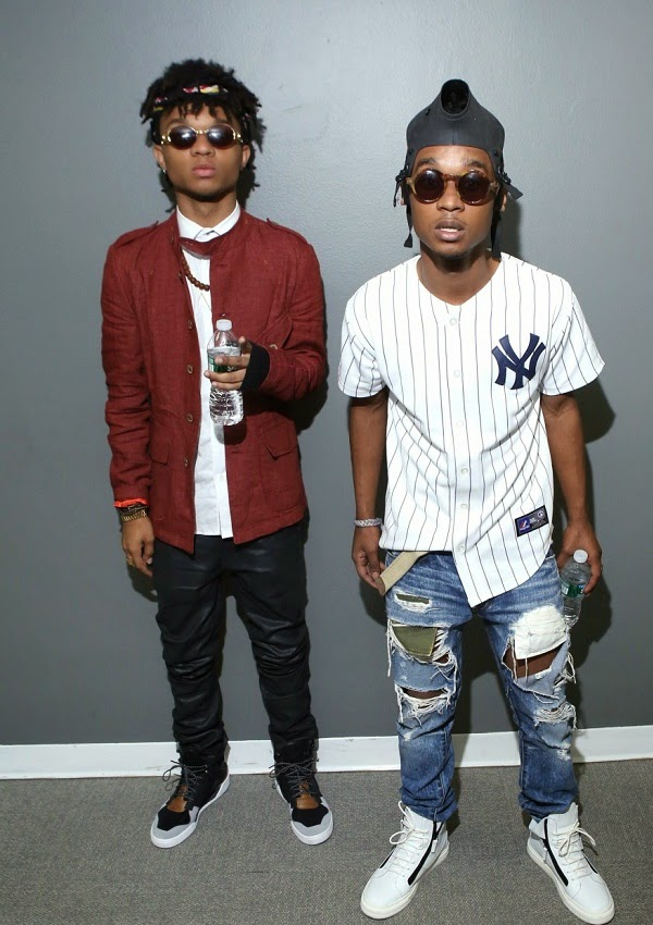 How Tall Is Slim Jimmy And Swae Height