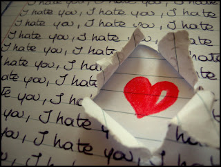 I hate you Wallpaper