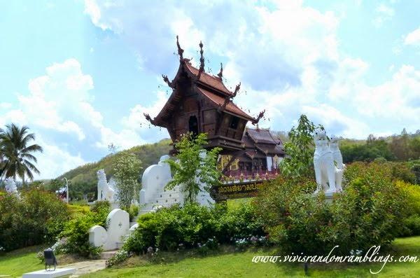 at Royal Flora Ratchaphruek Chiang Mai