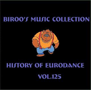 VA - Bir00's Music Collection - History Of Eurodance Vol.125 (2012)