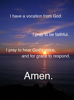 Please pray for Vocations