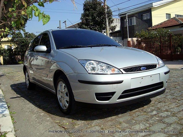 Ford Focus Hatch 2009 GLX 1.6 Flex - frente