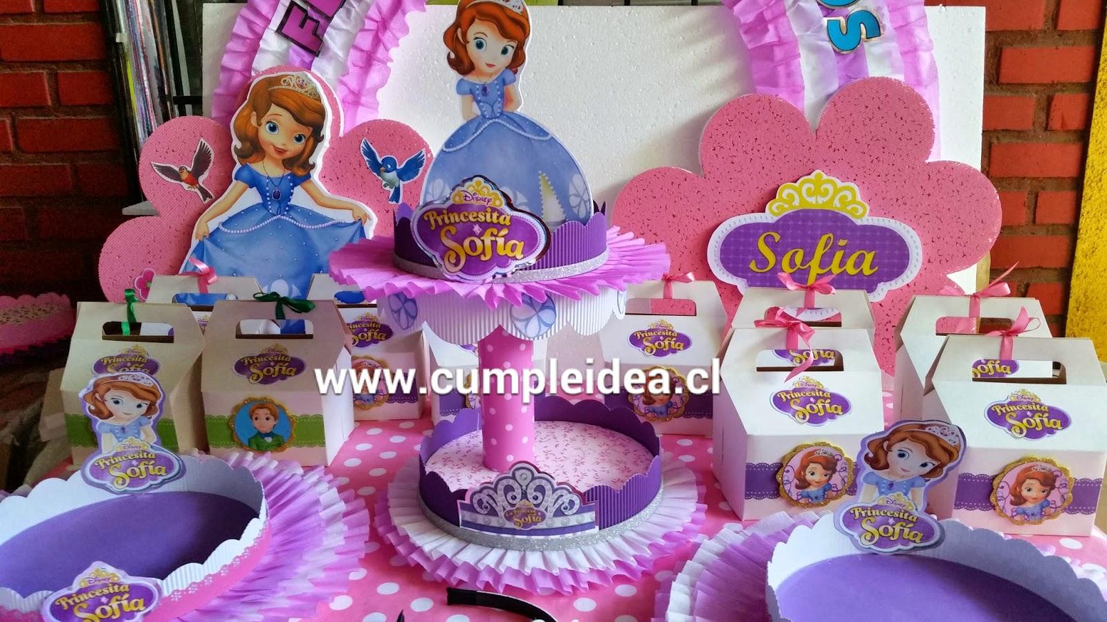 Decoraciones de sofia search results for decoraciones de for Decoracion de princesas