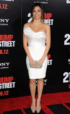 Jenna Dewan-Tatum Strapless Dress