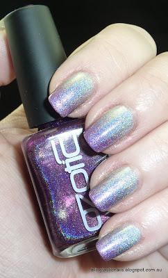 Ozotic Purple Gradient
