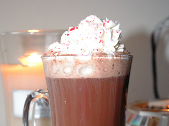 Homemade Instant Hot Chocolate