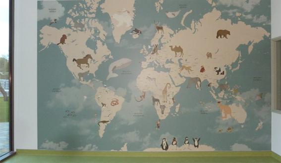 Little hands world map for hospital escola universidade fernando pessoa world map for hospital escola universidade fernando pessoa gumiabroncs Gallery