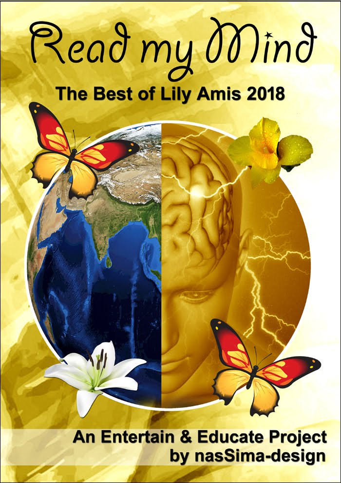 The best of Lily Amis Blog 2018