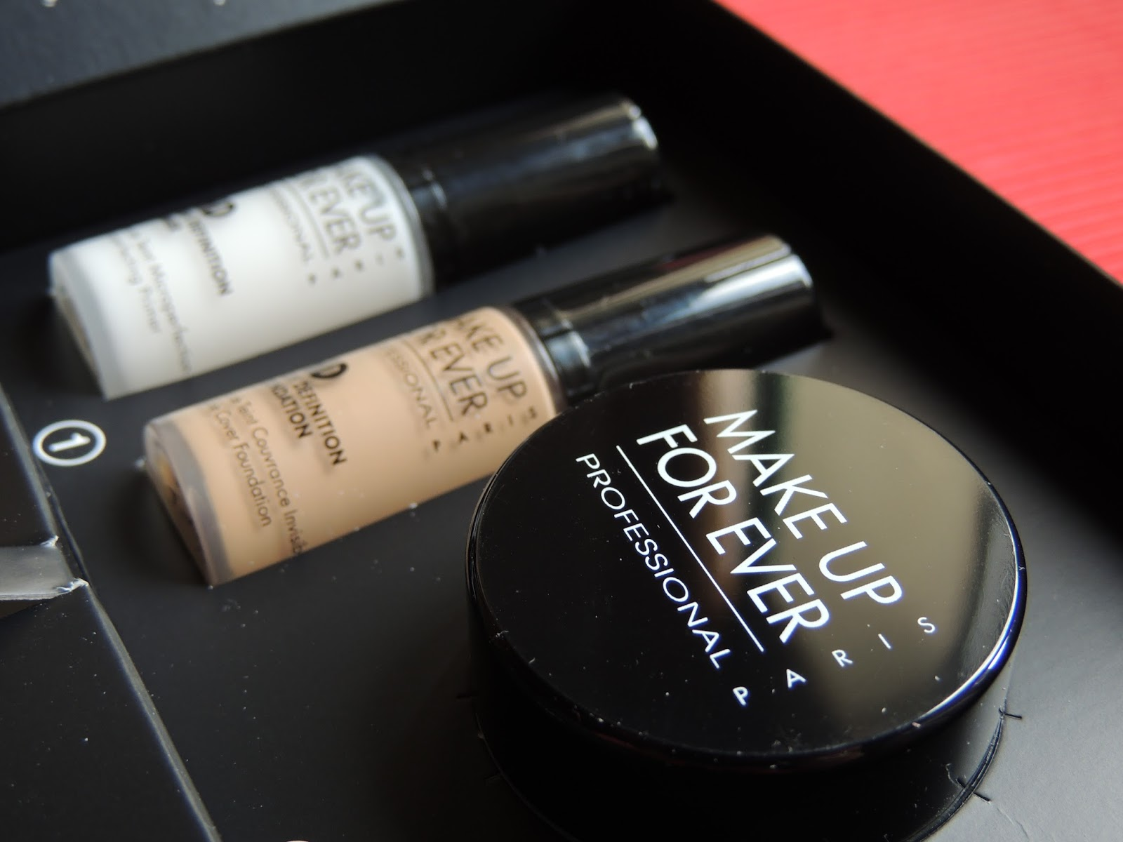Kit Pro Secret de MAKE UP FOREVER