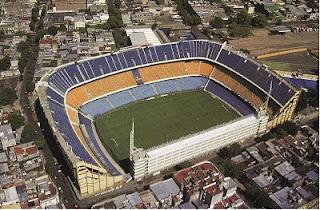 Bombonera, Buenos Aires, Boca Juniors, estadio,